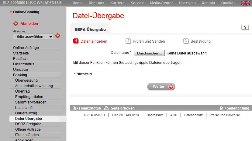 Sparkasse Online Banking Wismar